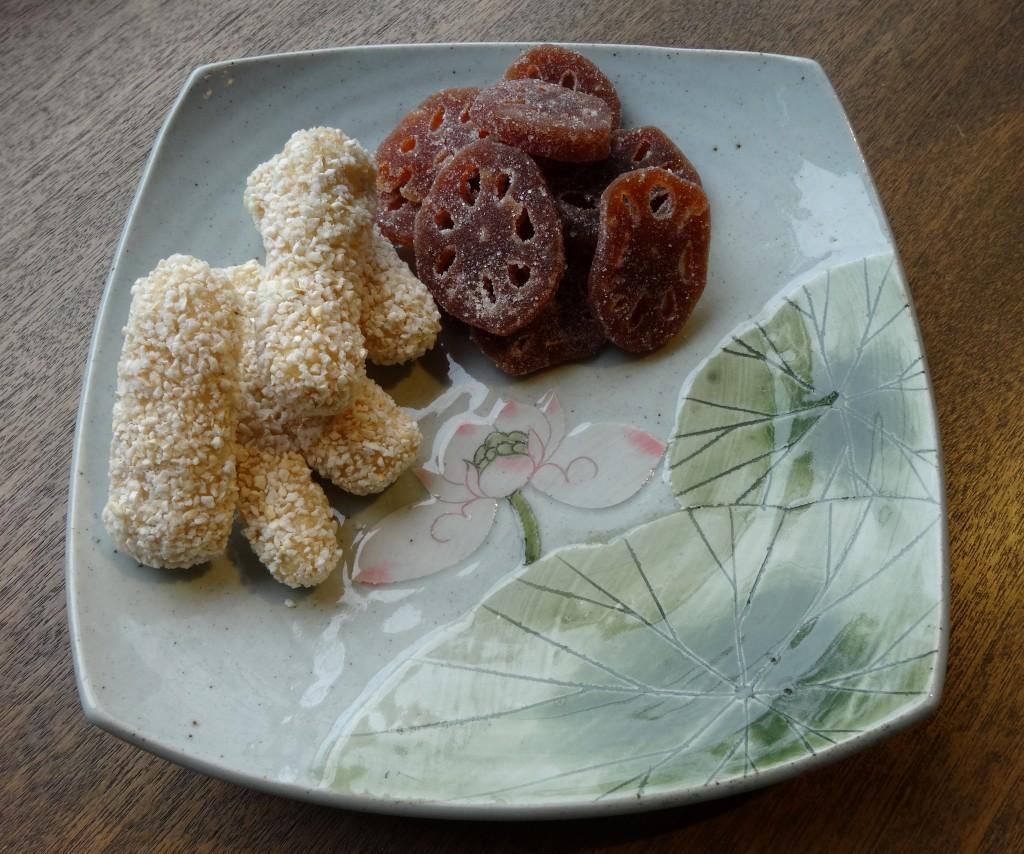 幸せの韓菓1